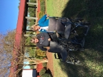 Nancy Paschall & Sandy Webster--Wheelchair Race Queens!_1